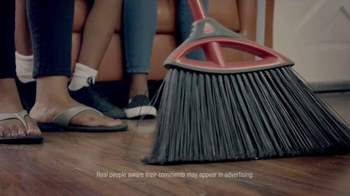 Swiffer Sweeper TV Spot, 'Keeping Your Home Dog Hair-Free' - Thumbnail 3