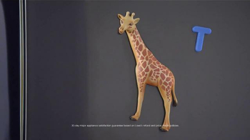 Lowe's TV Spot, 'Giraffes Rule' - Thumbnail 3