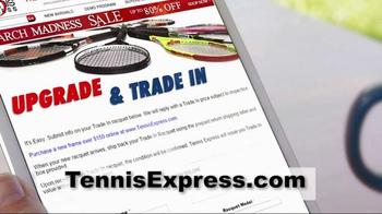 Tennis Express March Madness Sale TV Spot, 'Racquet Trade-In' - Thumbnail 5