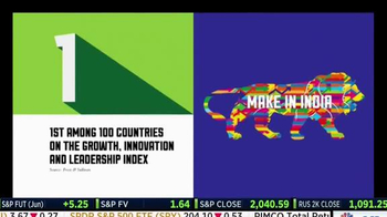 Make in India TV Spot, 'First' - Thumbnail 1