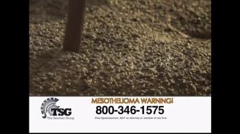 The Sentinel Group TV Spot, 'Asbestos Induced Mesothelioma' - Thumbnail 5