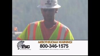 The Sentinel Group TV Spot, 'Asbestos Induced Mesothelioma' - Thumbnail 7