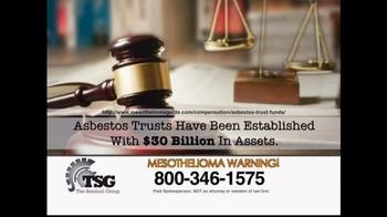The Sentinel Group TV Spot, 'Asbestos Induced Mesothelioma' - Thumbnail 8