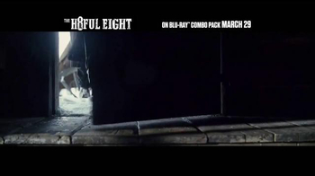 The Hateful Eight Home Entertainment TV Spot - Thumbnail 1