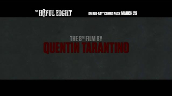 The Hateful Eight Home Entertainment TV Spot - Thumbnail 2