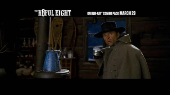 The Hateful Eight Home Entertainment TV Spot - Thumbnail 3