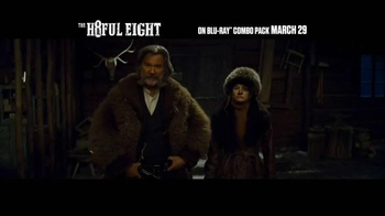 The Hateful Eight Home Entertainment TV Spot - Thumbnail 4