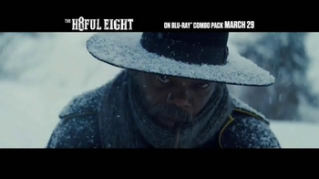 The Hateful Eight Home Entertainment TV Spot - Thumbnail 5