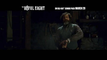The Hateful Eight Home Entertainment TV Spot - Thumbnail 6