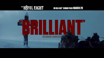 The Hateful Eight Home Entertainment TV Spot - Thumbnail 7