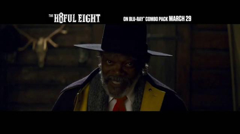 The Hateful Eight Home Entertainment TV Spot - Thumbnail 8