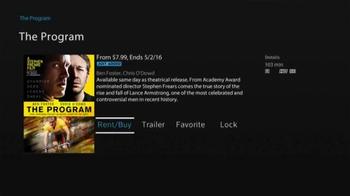 XFINITY On Demand TV Spot, 'The Program' - Thumbnail 7