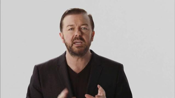 Verizon TV Spot, 'A Better Network as Explained by Ricky Gervais' - Thumbnail 2