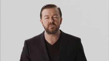 Verizon TV Spot, 'A Better Network as Explained by Ricky Gervais' - Thumbnail 3