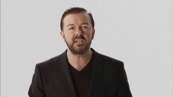 Verizon TV Spot, 'A Better Network as Explained by Ricky Gervais' - Thumbnail 5