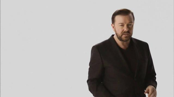 Verizon TV Spot, 'A Better Network as Explained by Ricky Gervais' - Thumbnail 8
