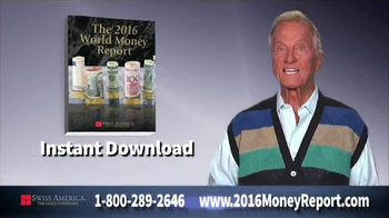 Swiss America TV Spot, 'Money Is Changing!' Featuring Pat Boone - Thumbnail 7