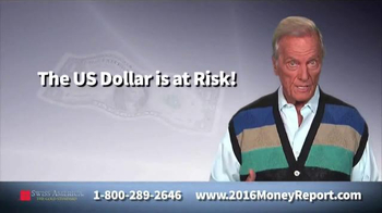 Swiss America TV Spot, 'Money Is Changing!' Featuring Pat Boone - Thumbnail 2