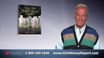 Swiss America TV Spot, 'Money Is Changing!' Featuring Pat Boone - Thumbnail 6
