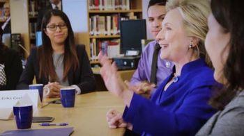 Hillary for America TV Spot, 'Better'