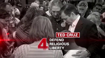 Cruz for President TV Spot, 'Lee' - Thumbnail 5