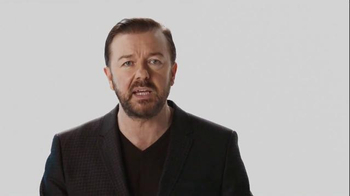 Verizon TV Spot, 'A Better Network as Explained by Ricky Gervais, Part Two' - Thumbnail 2
