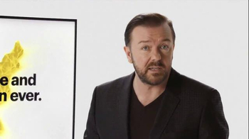 Verizon TV Spot, 'A Better Network as Explained by Ricky Gervais, Part Two' - Thumbnail 6