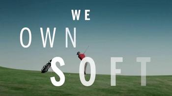 Wilson Staff Duo TV Spot, 'We Own Soft' - Thumbnail 8