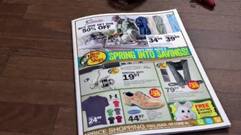 Bass Pro Shops Spring Into Savings Event TV Spot, '2016 Boat Savings' - Thumbnail 5