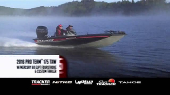Bass Pro Shops Spring Into Savings Event TV Spot, '2016 Boat Savings' - Thumbnail 7
