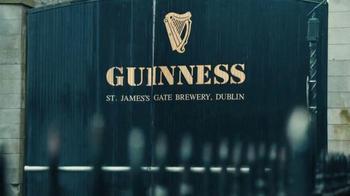 Guinness TV Spot, 'Social Responsibility' - Thumbnail 1