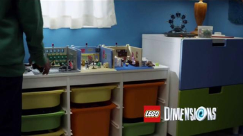 LEGO Dimensions TV Spot, 'Prep for Lord Vortech' - Thumbnail 1