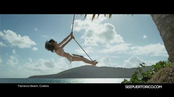 Government of Puerto Rico TV Spot, \'Vacation Destination\'