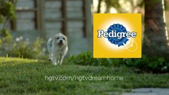 Pedigree TV Spot, 'HGTV: A Much Better Place' - Thumbnail 9