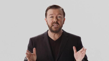 Verizon TV Spot, 'A Better Network as Explained by Ricky Gervais, Part 3' - Thumbnail 2