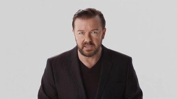 Verizon TV Spot, 'A Better Network as Explained by Ricky Gervais, Part 3' - Thumbnail 3