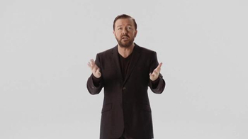 Verizon TV Spot, 'A Better Network as Explained by Ricky Gervais, Part 3' - Thumbnail 4