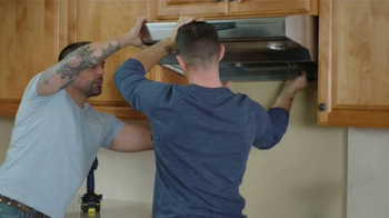 Lowe's TV Spot, 'HGTV: Love the Look Weekend Project' - Thumbnail 1