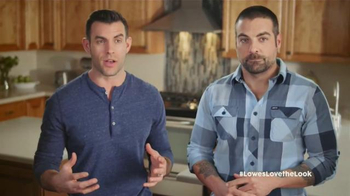 Lowe's TV Spot, 'HGTV: Love the Look Weekend Project' - Thumbnail 8
