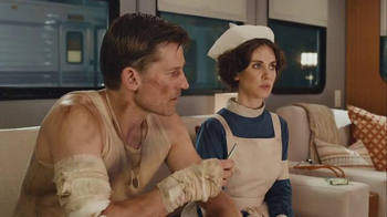 Apple TV TV Spot, 'The Kiss' Featuring Alison Brie, Nikolaj Coster-Waldau - Thumbnail 6
