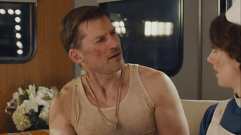 Apple TV TV Spot, 'The Kiss' Featuring Alison Brie, Nikolaj Coster-Waldau - Thumbnail 8