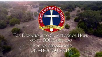 John Hagee Ministries TV Spot, 'Sanctuary of Hope' - Thumbnail 9