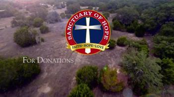 John Hagee Ministries TV Spot, 'Sanctuary of Hope' - Thumbnail 7