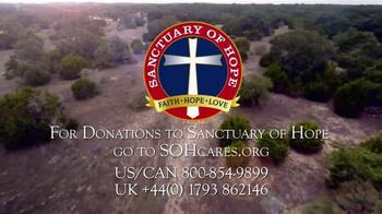 John Hagee Ministries TV Spot, 'Sanctuary of Hope' - Thumbnail 8