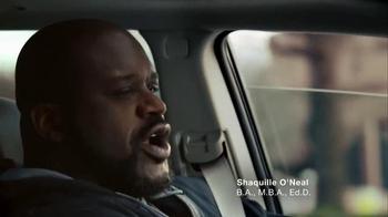 NCAA TV Spot, 'Dreams' Featuring Shaquille O'Neal - Thumbnail 6