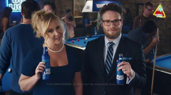 Bud Light TV Spot, 'Debates' Featuring Seth Rogen, Amy Schumer - 745 commercial airings