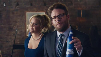 Bud Light TV Spot, 'Debates' Featuring Seth Rogen, Amy Schumer - Thumbnail 3