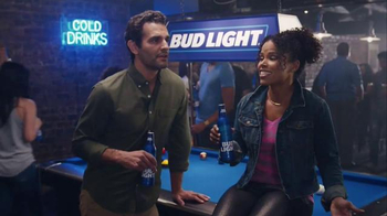 Bud Light TV Spot, 'Debates' Featuring Seth Rogen, Amy Schumer - Thumbnail 4