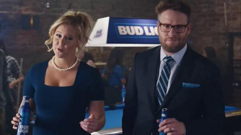Bud Light TV Spot, 'Debates' Featuring Seth Rogen, Amy Schumer - Thumbnail 5