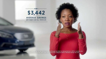 USAA Car Buying Service TV Spot, 'Tell Everybody' - Thumbnail 6